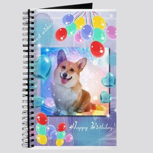 Happy Birthday Corgi Journal