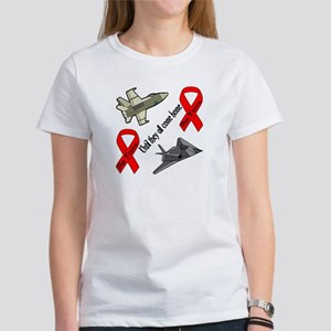 Air Force Red Friday Women's T-Shirt
