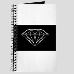 Diamond black Journal