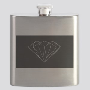 Diamond black Flask