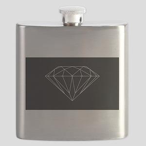 Diamond black Flask