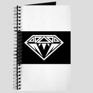 Diamond with pattern Journal
