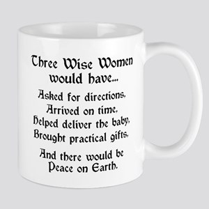 Three Wise Women Mugs