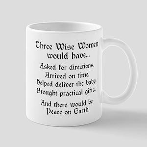 Three Wise Women Mugs