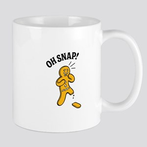 Oh snap Mugs