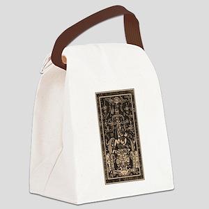 Sala Tumba de Pakal3 Canvas Lunch Bag