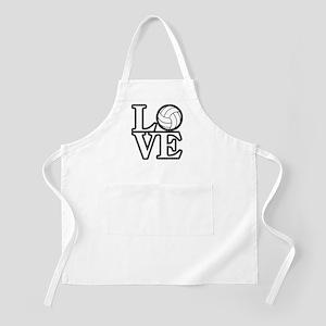 Love Vollebyabll Apron