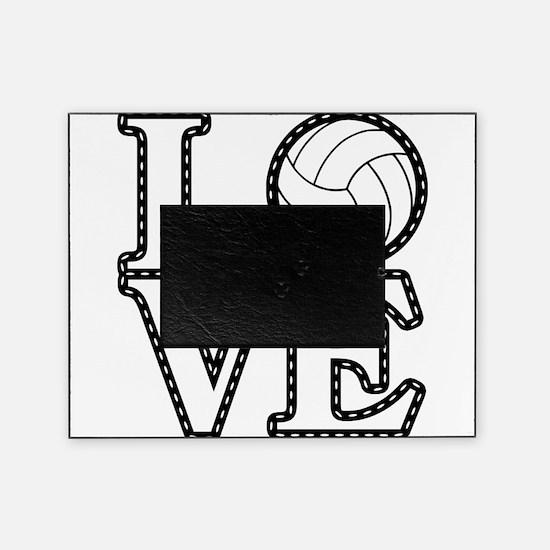 Love Vollebyabll Picture Frame