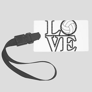 Love Vollebyabll Luggage Tag