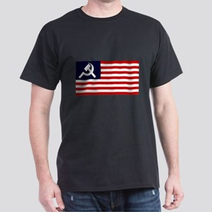 Communist America Dark T-Shirt
