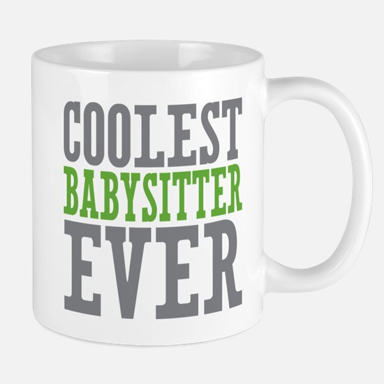 Coolest Babysitter Ever Mug