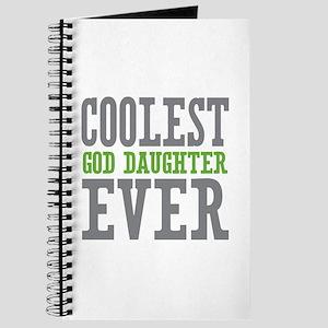 Coolest God Daughter Ever Journal
