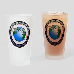 NRO Logo Drinking Glass