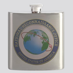 NRO Logo Flask
