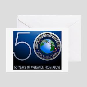 NRO at 50!! Greeting Cards (Pk of 10)