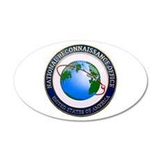 NRO Logo Wall Decal