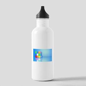 cube Water Bottle