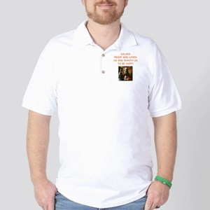 salad Golf Shirt