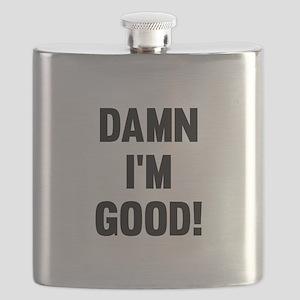 Damn I'm Good! Flask