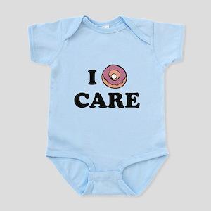 I Donut Care Infant Bodysuit