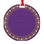 Best Of Breed Metal Medallion