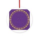 Best Of Breed Ceramic Medallion