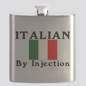 Italian by injection Flask