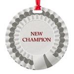 New Champion Medallion