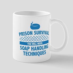 Prison Survival Mug