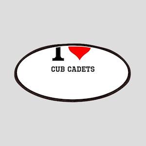 I Heart Cub Cadets Patches