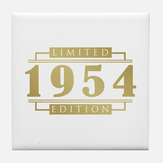 1954 Limited Edition Tile Coaster