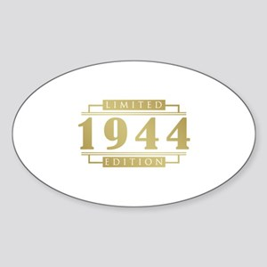 1944 Limited Edition Sticker (Oval)