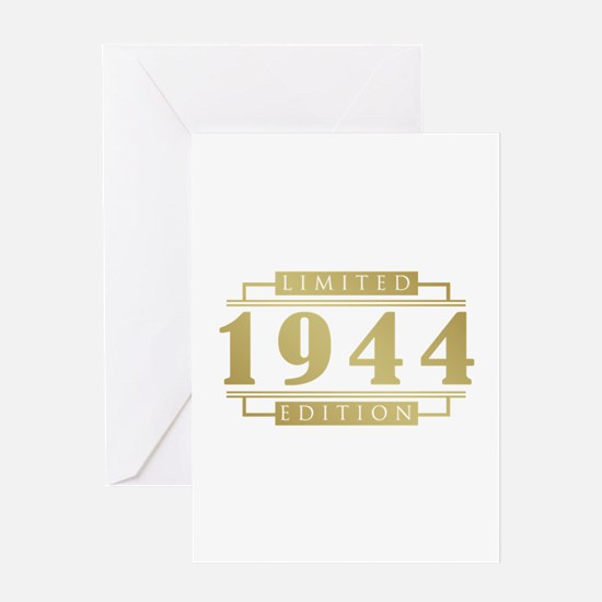 1944 Limited Edition Greeting Card