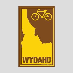 Bike Wydaho - 3X5 Sticker