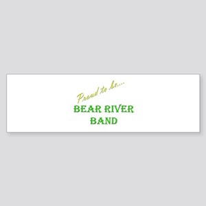 Bear River Band Bumper Sticker
