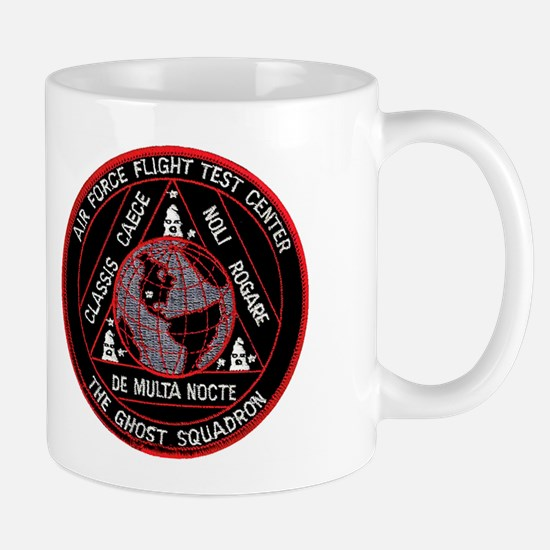USAF Ghost Squadron Mug