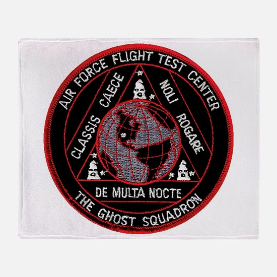 Flight Test Squadron 3&Quot; Lapel Sticker (48 Pk)