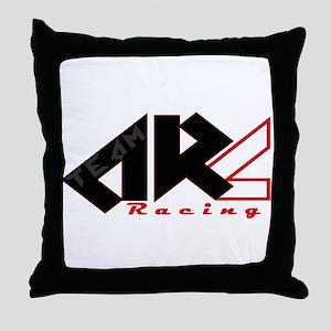 ARC Racing Throw Pillow