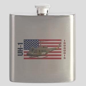 UH-1 Iroquois Flask