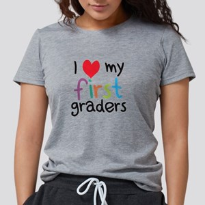 I Heart My First Graders Teacher Love T-Shirt