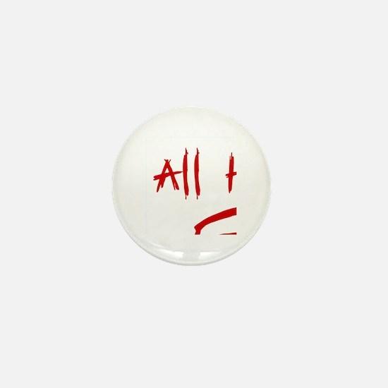 Funny Target Mini Button