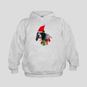 Bluetick Coonhound Christmas Sweatshirt
