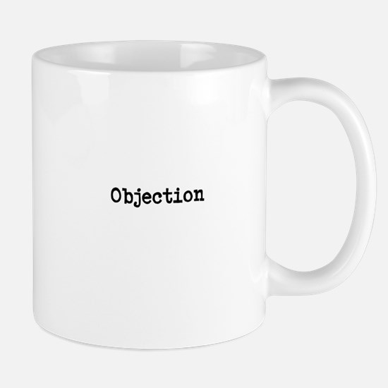 Objection Mugs