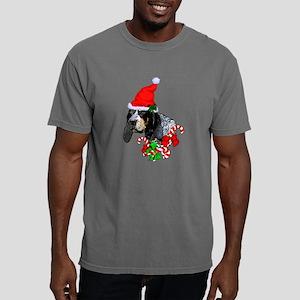 Bluetick Coonhound Christmas T-Shirt
