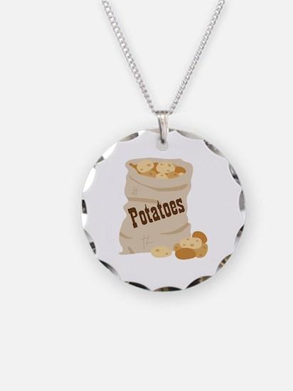 Potatoes Necklace