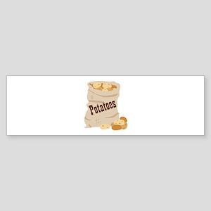 Potatoes Bumper Sticker