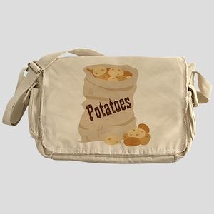 Potatoes Messenger Bag