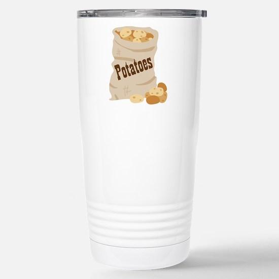 Potatoes Travel Mug