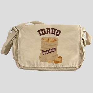 IDAHO Potatoes Messenger Bag