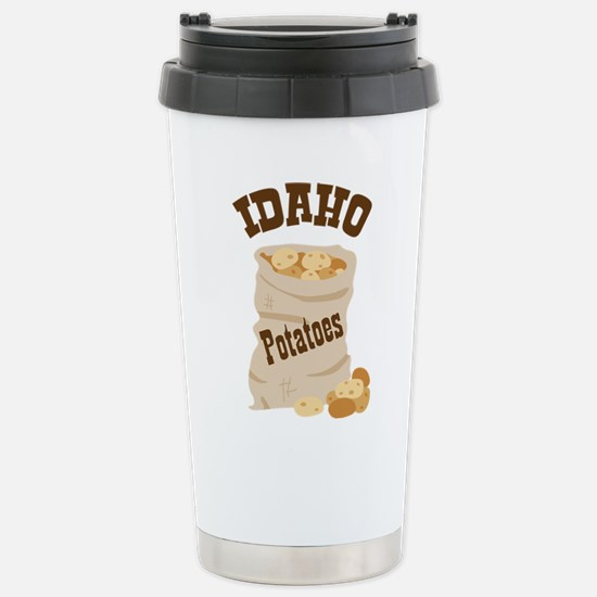 IDAHO Potatoes Travel Mug
